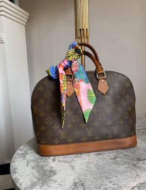 Louis Vuitton vintage Alma Tasche PM twilly