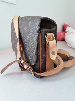 Louis Vuitton Vintage Cartouchiere MM