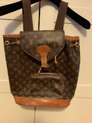 Louis Vuitton Vintage Montsouri Backpack