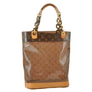 Louis Vuitton Vinyl Cabas Ambre MM