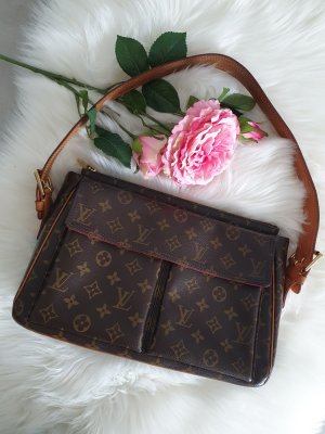 Louis Vuitton Viva Cite GM Monogram Canvas City Bag