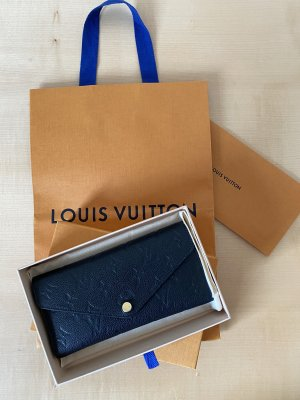Louis Vuitton Wallet Josephine M62372 Monogram Unplant Noir