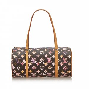 Louis Vuitton Watercolor Monogram Papillon 30 Richard Prince