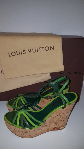 Louis Vuitton Wedge