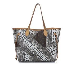 Louis Vuitton Yayoi Kusama Monogram Neverfull MM
