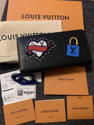 Louis Vuitton Zippy Sonderedition-neuwertig ❤️