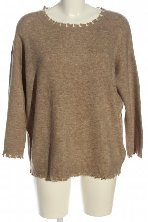 Louise Orop Oversized Pullover