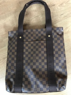 LouisVuitton Damier Ebene Canval Tote