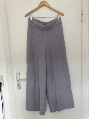 H&M Woolen Trousers light grey