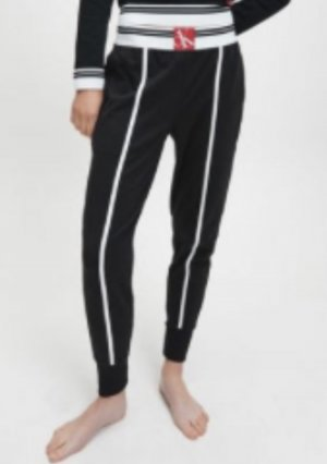 Calvin Klein Pleated Trousers black