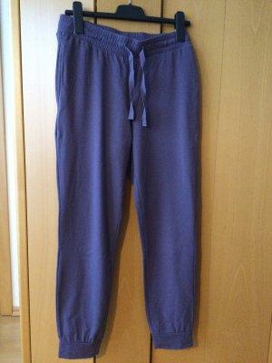body essentials by tchibo Pantalon de jogging gris violet