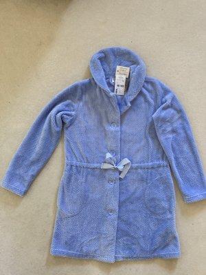 Ringella Dressing Gown azure polyester