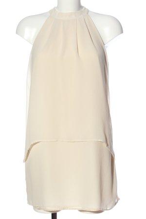 love 21 A-Linien Kleid wollweiß Elegant