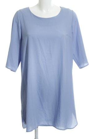 Love Blusenkleid blau Casual-Look