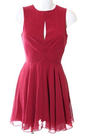 Love Blusenkleid rot Elegant