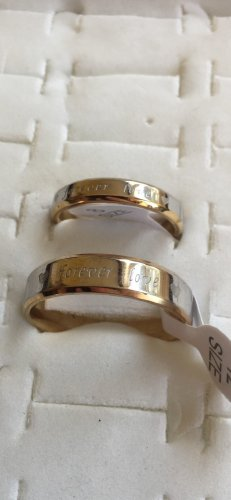 Fedina argento-oro
