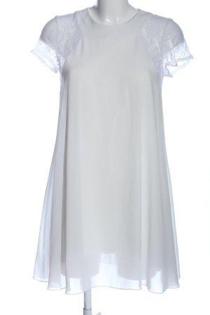 Love Minikleid weiß Elegant