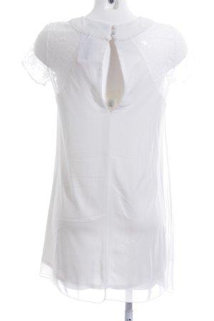 Love Minikleid weiß