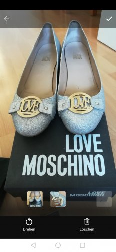 Love Moschino Ballerinas