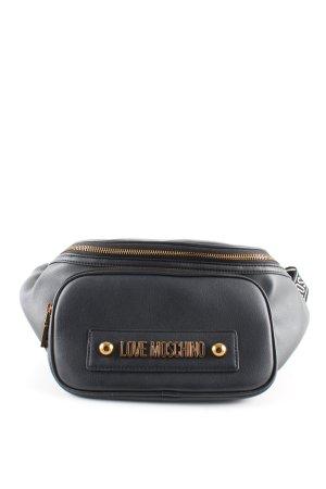Love Moschino Bauchtasche schwarz Casual-Look