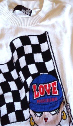 Love Moschino Baumwolle Kleid