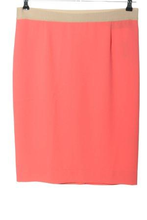 Love Moschino Pencil Skirt light orange casual look