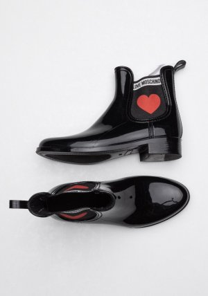 Love Moschino Wellies black
