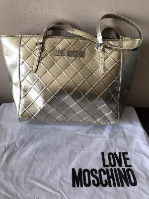 Love Moschino Shopper gold-colored