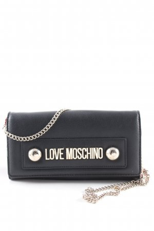 Love Moschino Geldbörse schwarz Casual-Look