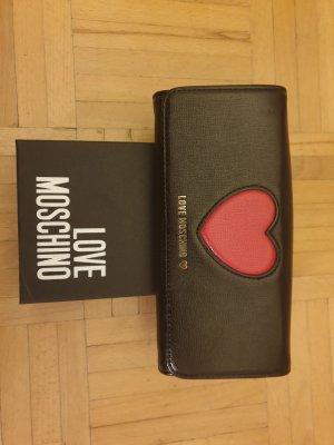 Love Moschino Geldbörse mit Herz