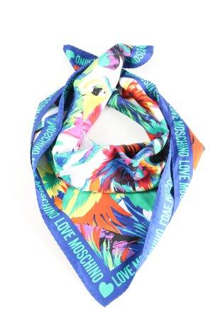 Love Moschino Halsdoek prints met een thema casual uitstraling