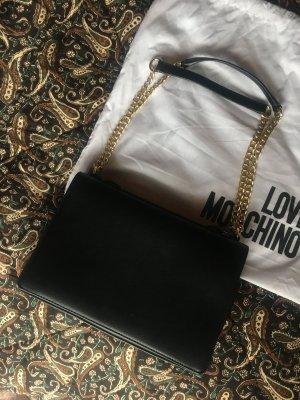 Love Moschino Bandolera negro Cuero