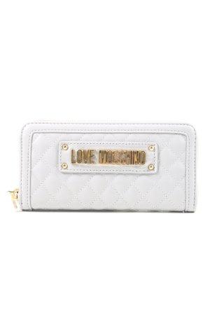 Love Moschino Handbag light grey casual look