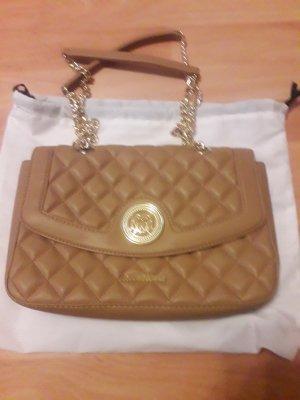 Love Moschino Handtasche, camel, unbenutzt, 2 Längen tragbar