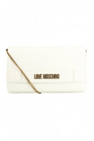 Love Moschino Handtasche weiß Casual-Look