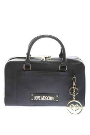 Love Moschino Henkeltasche schwarz Casual-Look