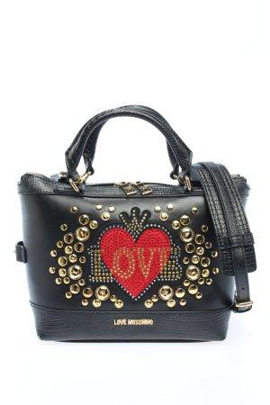 """Love Moschino Henkeltasche """"Love Handbag"""" schwarz"""