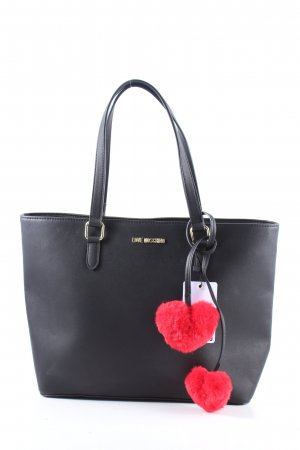 Love Moschino Henkeltasche schwarz Casual-Look