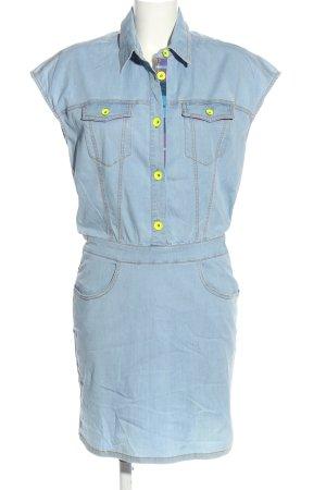 Love Moschino Jeanskleid blau Casual-Look