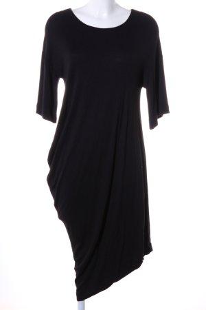 Love Moschino Jerseykleid schwarz Casual-Look