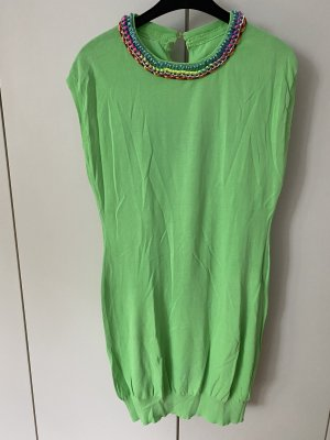 Love Moschino Summer Dress neon green