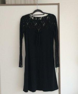 Love Moschino Kleid mit Spitze