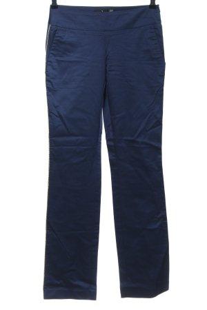 Love Moschino Spodnie Marlena niebieski Elegancki