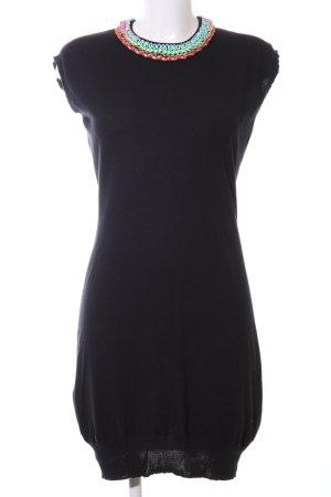 Love Moschino Mini Dress black cotton