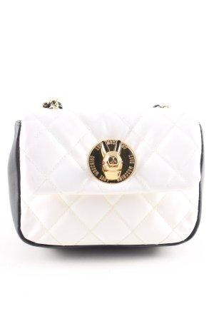 Love Moschino Mini sac motif de courtepointe style décontracté