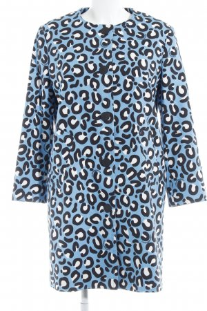 Love Moschino Oversized Mantel Leomuster extravaganter Stil