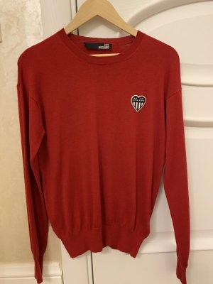 Love Moschino Crewneck Sweater multicolored