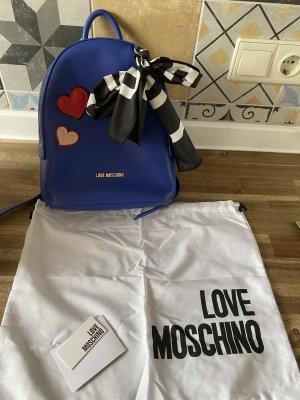 Love Moschino Sac à dos bleu