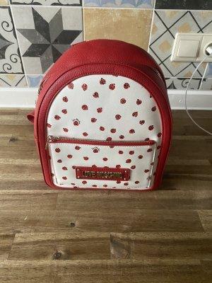 Love Moschino Plecak czerwony