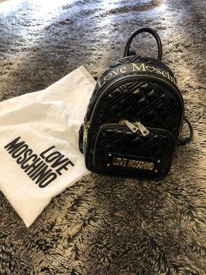 Love Moschino Mini Backpack black